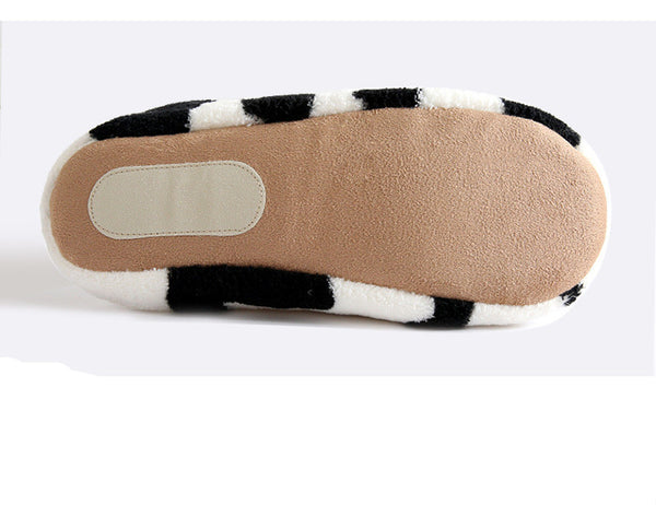 Home Use Plush Animals Slippers For Men & Women - shoppingridge