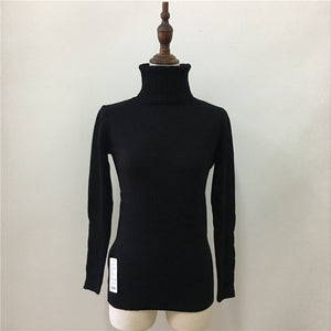 Women Turtleneck Sweater - shoppingridge