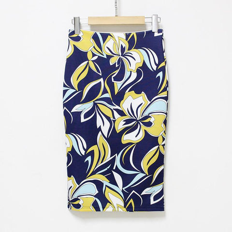 Summer Style Pencil Skirt For Women - shoppingridge