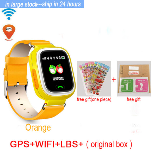 GPS Phone Positioning Smartwatch Touch Screen with WIFI - shoppingridge