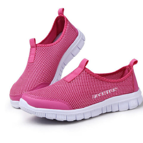 New Arrival Women's Air Mesh Vulcanize Shoes - shoppingridge