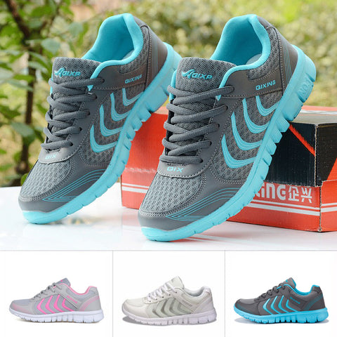 Light Breathable Women's Casual Mesh Shoes/Sneakers