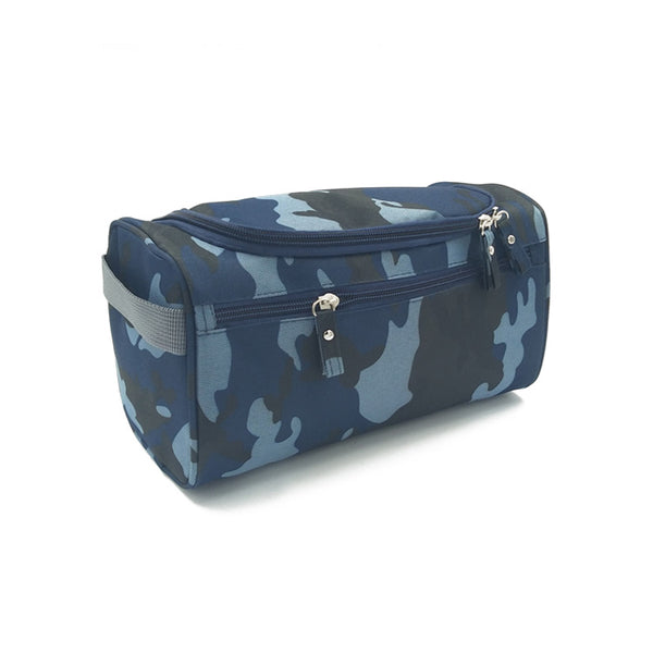 Waterproof Nylon Cosmetic Bag For Women & Men - shoppingridge