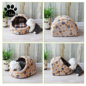 Washable Puppy Bed - For Your PET Happy Sleep