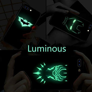 Luminous Protective iPhone Case