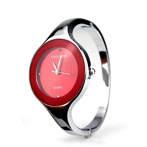 Coolboss Brand Casual Quartz Bracelet Watches for Women
