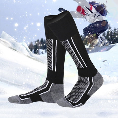 Snowboarding Cycling & Hiking Sports Socks (Leg Warmer) - shoppingridge