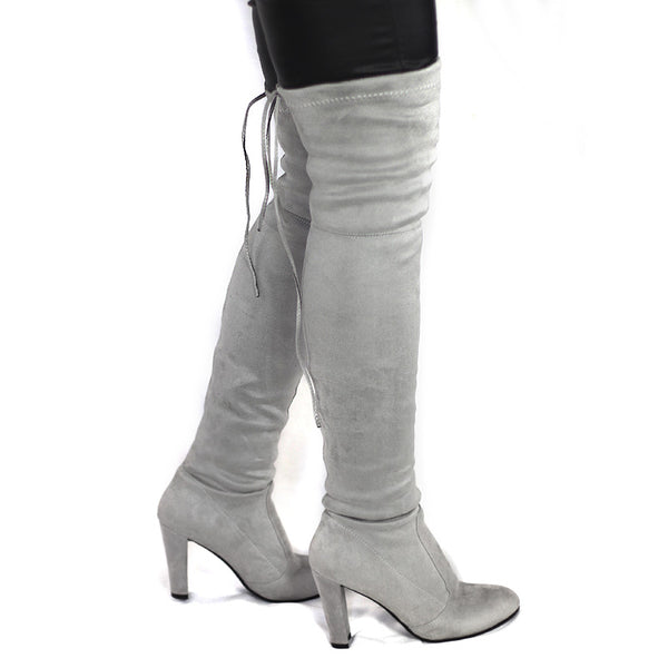 Sexy Women's Over Knee High Heels - shoppingridge