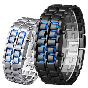Binary Digital Watch For Men & Women - shoppingridge