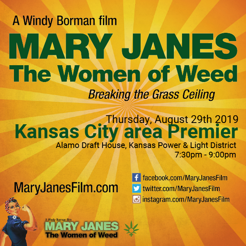 Mary Janes - The Women of Weed
