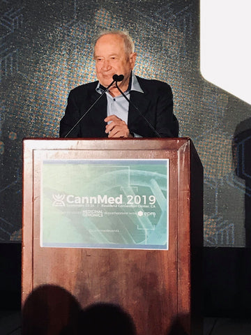 Godfather of Cannabis medical research, Dr. Ralphael Mechoulam