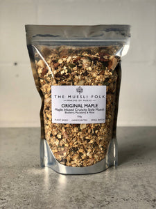 Original Maple - The Muesli Folk