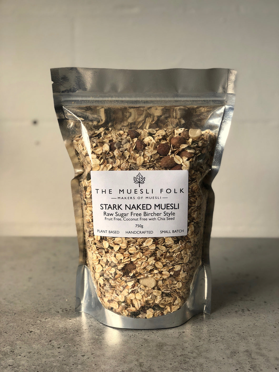 Stark Naked Muesli - The Muesli Folk