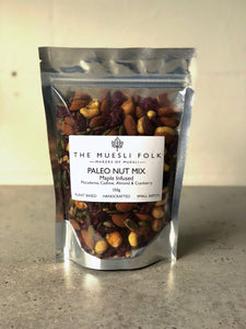Paleo Nut Mix - The Muesli Folk