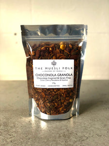 Choconola Granola - The Muesli Folk