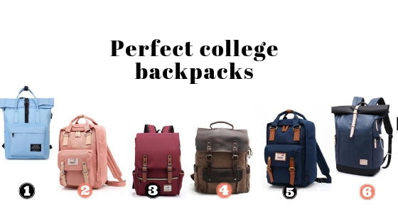 Campus Style: 6 Cute Backpacks for College