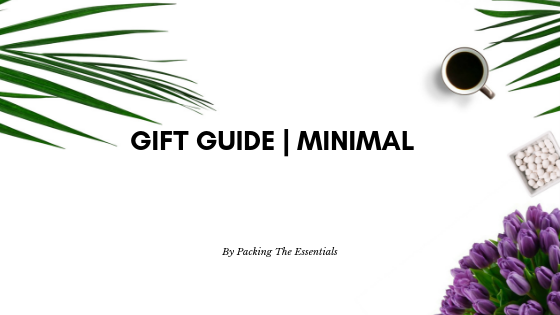 Gift Guide | Minimal