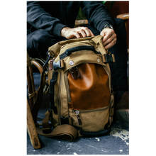 Load image into Gallery viewer, Sam's Tactical Backpack - Packing the essentials