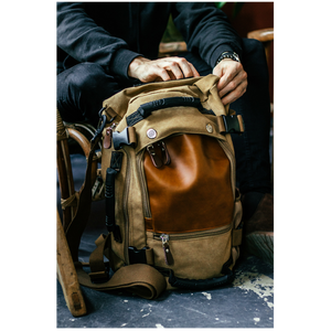 Sam's Tactical Backpack - Packing the essentials