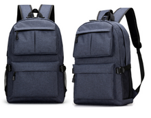 Load image into Gallery viewer, Kyle's Casual Backpack - Packing the essentials