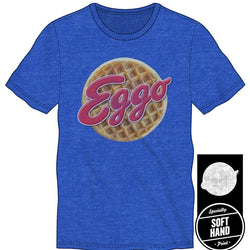 Kellogs Eggo Men's Royal T Shirt