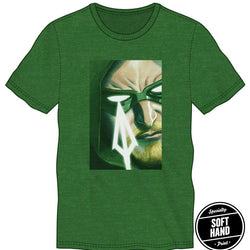 DC Comics Green Arrow Men Kelly T-Shirt