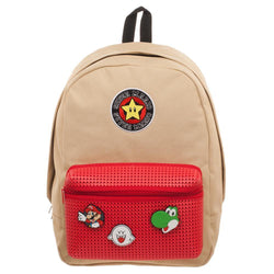 Mario Brothers Backpack