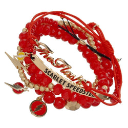 Flash DC Comics Bracelet