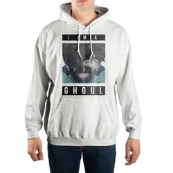 I Am A Ghoul? Hooded Sweatshirt