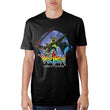 Voltron Defender Black T-Shirt Men