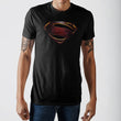Justice League Superman Logo T-Shirt Men