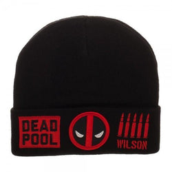 Deadpool Omni Batch Beanie Cap/Hat