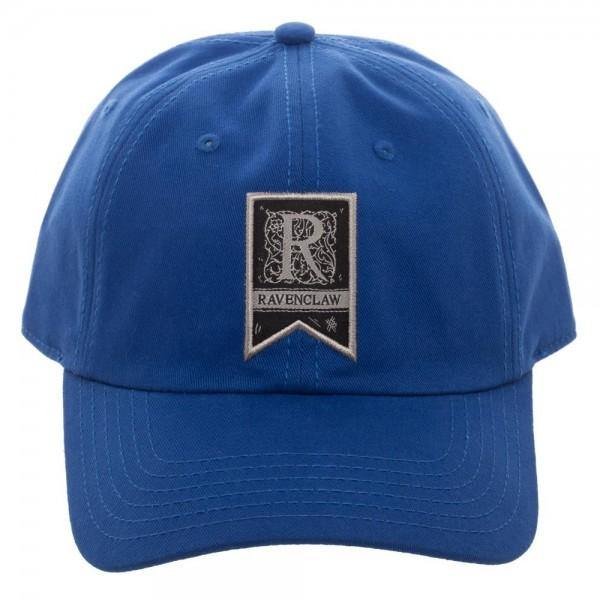 Ravenclaw Woven Label Traditional Adjustable Cap