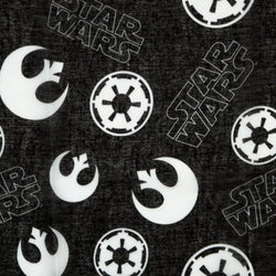 Star Wars Toss Icons Infinity Viscose Scarf Men/Women