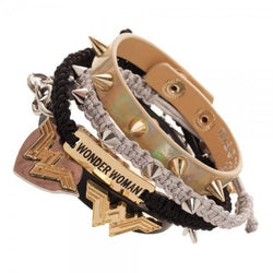 DC Comics Wonder Woman Arm Party Bracelet