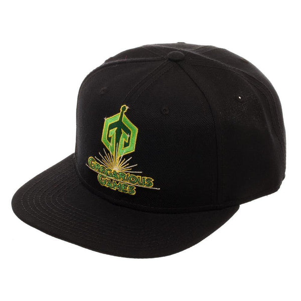 Ready Player One Gregarious Games Snapback