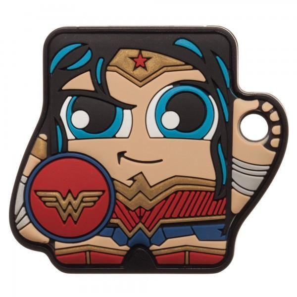 DC Wonder Foundmi 2.0 Bluetooth tracking Keychain