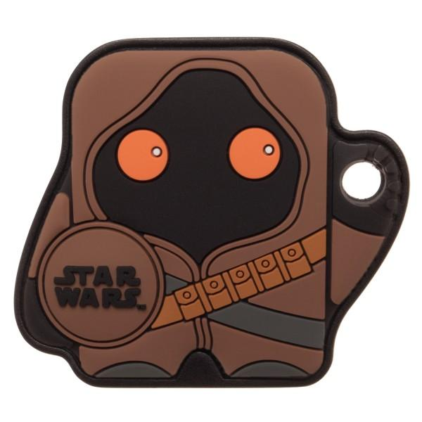 Star Wars Jawa Foundmi 2.0 Bluetooth tracking Keychain