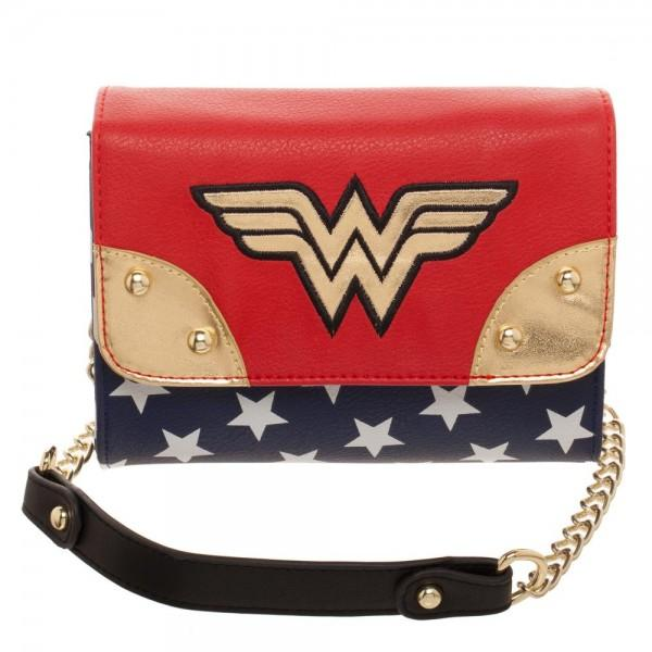 Wonder Woman Movie Juniors Sidekick Purse