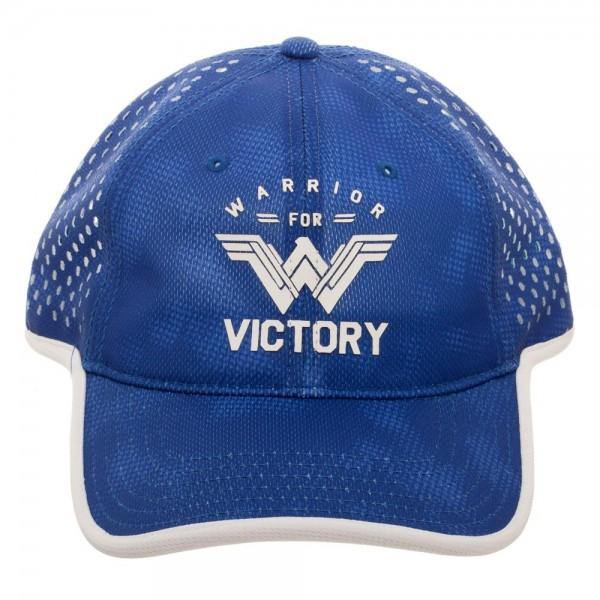 Wonder Woman Victory Adjustable Cap