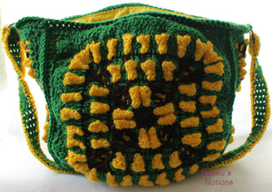 Crochet project bag swap