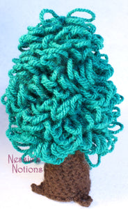 Amigurumi Fir Tree - UK English