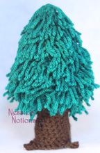 Amigurumi Fir Tree Pattern - US English