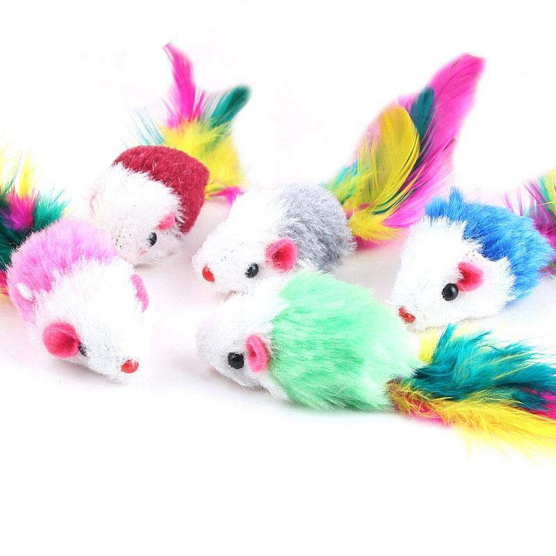 10 Colorful Mice