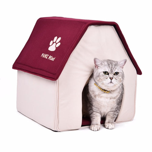 Classic House Pet Bed