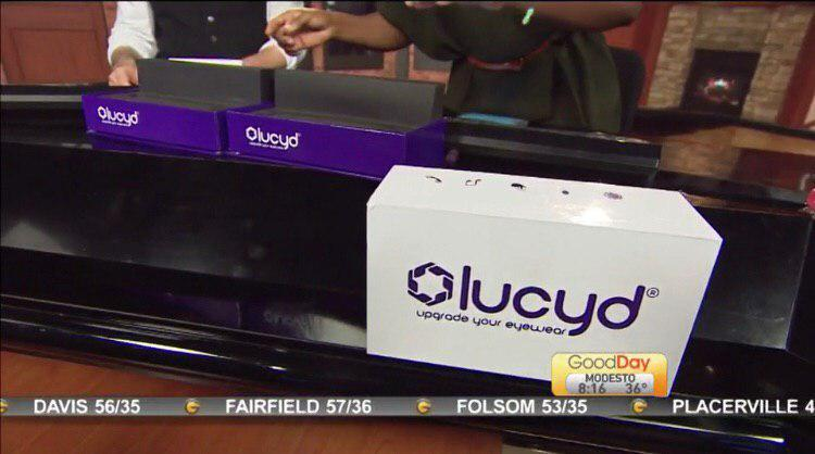 Lucyd Loud Featured on Good Day Sacramento!