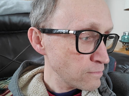 LUCYD LYTE BLUETOOTH SPEAKER GLASSES HELPING DADS STAY CONNECTED!