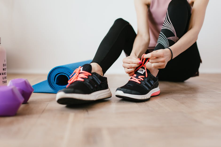 fitness accessories and tech