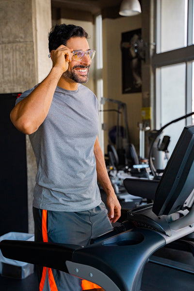 workout glasses