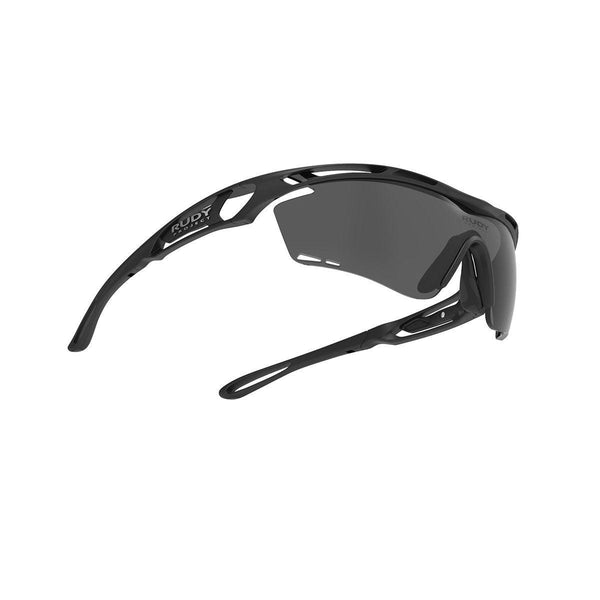 TRAYLX   LUNETTES TRALYX MATTE BLACK POLAR 3FX GREY LASER SP395906-0000 - Montreal Internationnal Sports
